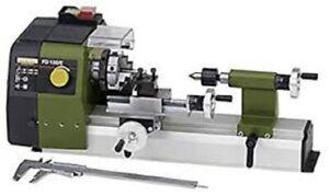 Lathe Precision Fd 150 / And Proxxon 24150
