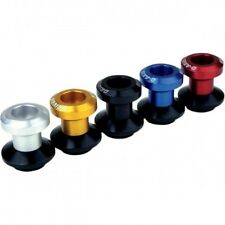 Stand spools d-axis / 8mm / alu / red - Driven racing DXS-8 RD