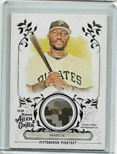STARLING MARTE 2018 TOPPS ALLEN & GINTER GAME USED CAMO JERSEY