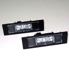 BMW [1] E81 E82 E87 E88 F20 [6] F08 F12 F13 i3 [Z4] E89 NUMBER PLATE LAMP LIGHT