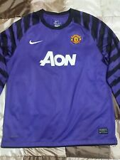 Manchester United Football Shirt size 13 -15 years