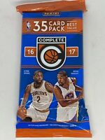 (1) SEALED 2016-17 Panini Complete 35 Card Basketball NBA FAT PACK