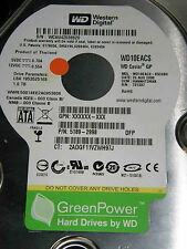 1 to western digital wd 10 EACS - 65d6b0/hannht 2mab/aoû 2008-wd GreenPower