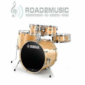 Yamaha JSBP0F5 Stage Custom Studio Birch 20,10,12,14, 14 Snare   • NEUWERTIG •
