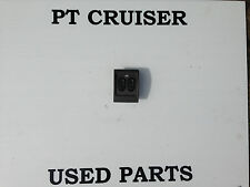 Chrysler PT Cruiser Rear Electric Window Switch Pack Power Window Switches