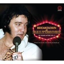 Elvis BREAKDOWN IN BALTIMORE (40 Years After Vol 3) New Sealed  Digi Pack 2x CD