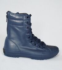 Converse Chuck Taylor All Star Hi Rise Boots Navy Blue Rubber Rain Womens 5  New 473637900