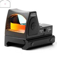 Mini RMR Red Dot Sight Collimator Glock / Rifle Reflex Sight Scope WAS