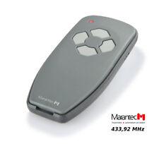 Gebraucht! Marantec Digital 304 Handsender 384 mit 433 MHz Funksender Teckentrup