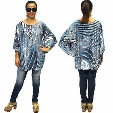Polyester Casual Plus Size Tops for Women