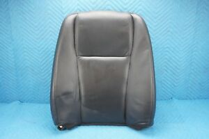 Volvo XC90 Front Passenger Seat Upper Cushion Black 39973224-7 2003-2006 OEM