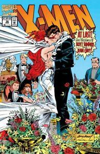 X-men #30 Volume 2.(Marvel 1994) Wedding of Jean & Scott Key Issue