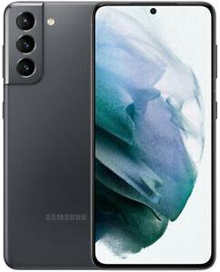 "Samsung Galaxy S21 5G - 128GB - Phantom Gray - ""SM-G991B/DS"" - NEU / OVP"