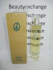 Kenzo Time for Peace Pour Lui Men Eau De Toilette Spray 3.4 fl.oz