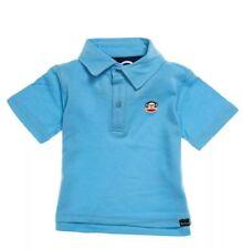 Paul Frank Classic Polo Shirt  Blue Baby  Boy's Size 12M NWT.