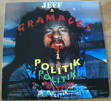 LP LES GRAMACKS & JEFF POLITIK afro reggae