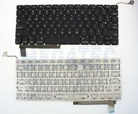 "APPLE MACBOOK PRO UNIBODY 15"" A1286 KEYBOARD US LAYOUT 2009 2010 2011 2012 F304"