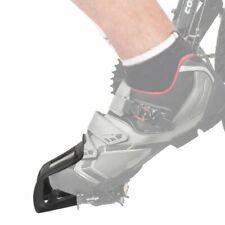 Wellgo MT-10 Mountain Bike Pedal Strapless Toe Clips Pair