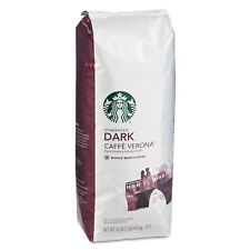 Starbucks Whole Bean Coffee Caffe Verona 1 lb Bag 11017871