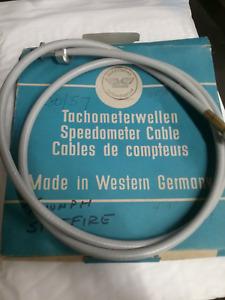 Triumph Spitfire Speedometer Cable 1970-1974 Part#: 156316