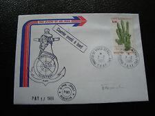 TAAF - enveloppe 7/2/1986 (cy57)