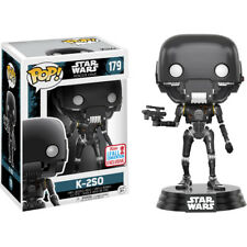 Star Wars: Rogue One - K-2SO with Blaster Pop! Vinyl Figure (2017 Fall Con)