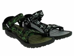 Sommerschuhe Sandalen Schuhe Herren Trekkingsandalen Freizeitschuhe Tarnmuster