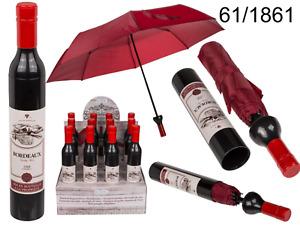 Wine bottle pocket Umbrella.