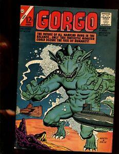 GORGO #14 (7.0) DEADLIER THAN MAN!