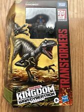 Transformers War For Cybertron Kingdom Dinobot Voyager Class Figure The Dinobest