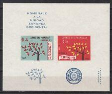 Paraguay Scott 727a Mint NH imperf (Catalog Value $90.00)