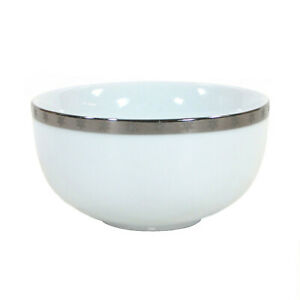 Target Threshold SILVER SNOWFLAKE 3oz Dip Sauce Bowl First Frost Mint