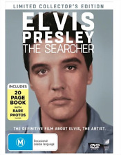 Elvis Presley - The Searcher (DVD, 2018) NEW