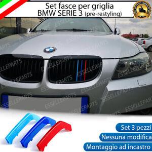BMW SERIE 3 E90 E91 PRE-RESTYLING COVER PER GRIGLIA IN STILE M SPORT AD INCASTRO
