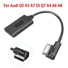 CA AMI MMI Bluetooth Adapter Audio AUX Cable For Audi Q5 A5 A7 R7 S5 Q7 A6L A8L