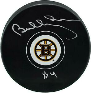 Bobby Orr Boston Bruins Signed Hockey Puck - Fanatics