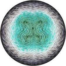 Scheepjes Yarns ::Whirl #785:: cotton blend Minty Black Velvet - Aurora