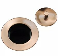 Westbrass D212-11 Replacement Disposal Flange, Antique Copper New In Box!