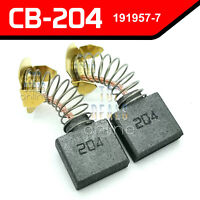 Carbon Brushes for Makita GA9050 GA9067 9069 Angle Grinders CB204 CB-204