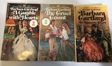3 Romance Books by Barbara Cartland