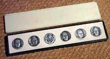 Apollo-Soyouz - 6 médailles – URSS