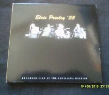 ELVIS PRESLEY-'55 LIVE AT THE LOUISIANA HAYRIDE DIGI CD