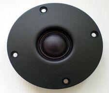 """DT-107 1"""" Soft Dome plat 130 W Réponse Hi-Fi tweeter T27 mise à niveau ou de Remplacement"""