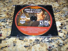 Hired Gun The Jagged Edge (PC) Game Windows