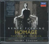 Renee Fleming - Homage The Age Of The Diva (CD 2006) NEW/SEALED