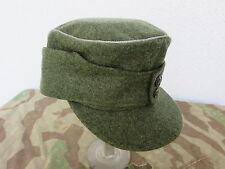 Offizier Feldmütze Wehrmacht Lubstein Bergmütze Gebirgsjäger Fieldcap EREL Gr 60