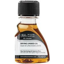 Winsor & Newton Oil Colour Painting Medium Drying Linseed Oil 75ml