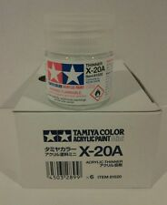 Tamiya acrylic Thinner X-20A 10ml Mini.