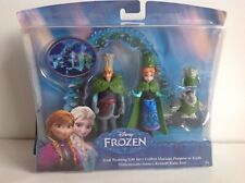 Disney Frozen Troll Wedding Gift Set With Anna Kristoff and Trolls Brand New Set