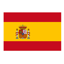 Spanish Flag 150cm X 90cm Polyester Fabric New